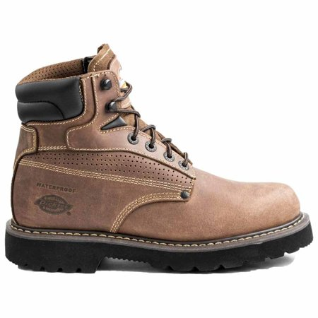 Dickies Mens Breaker Steel Toe And Electrical Hazard Casual Boots Boots - ()