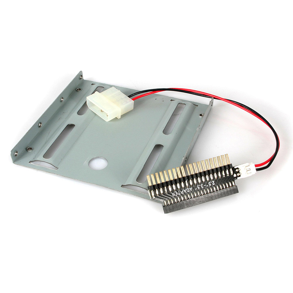 "StarTech 2.5"" IDE Hard Drive to 3.5"" Drive Bay Mounting Kit"
