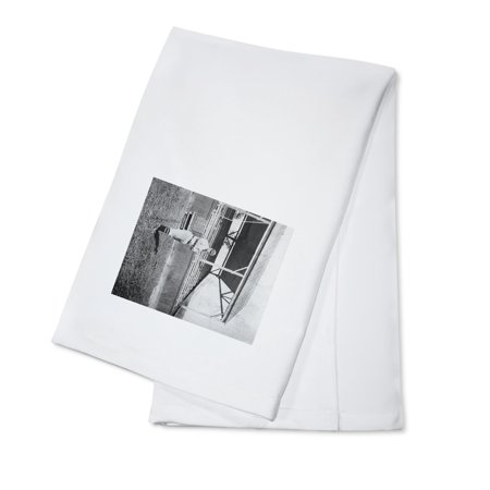 Benny Kauff, Baseball Photo (100% Cotton Kitchen Towel)