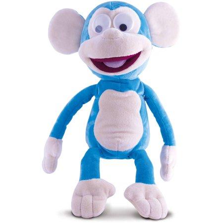 Funny Friends Monkey, Blue
