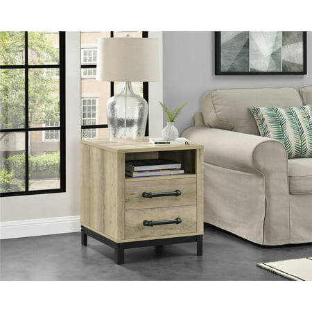 Natural Breakfast Table (Ameriwood Home Paradox End Table, Natural )