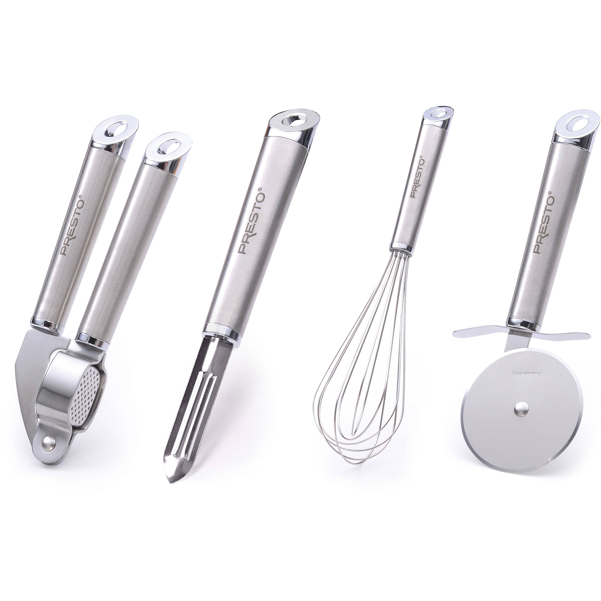 Presto 4-Piece Stainless Steel Gadget Set