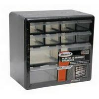 (Price/EACH)HOMAK HA01012001 12 Drwr Parts Organizer