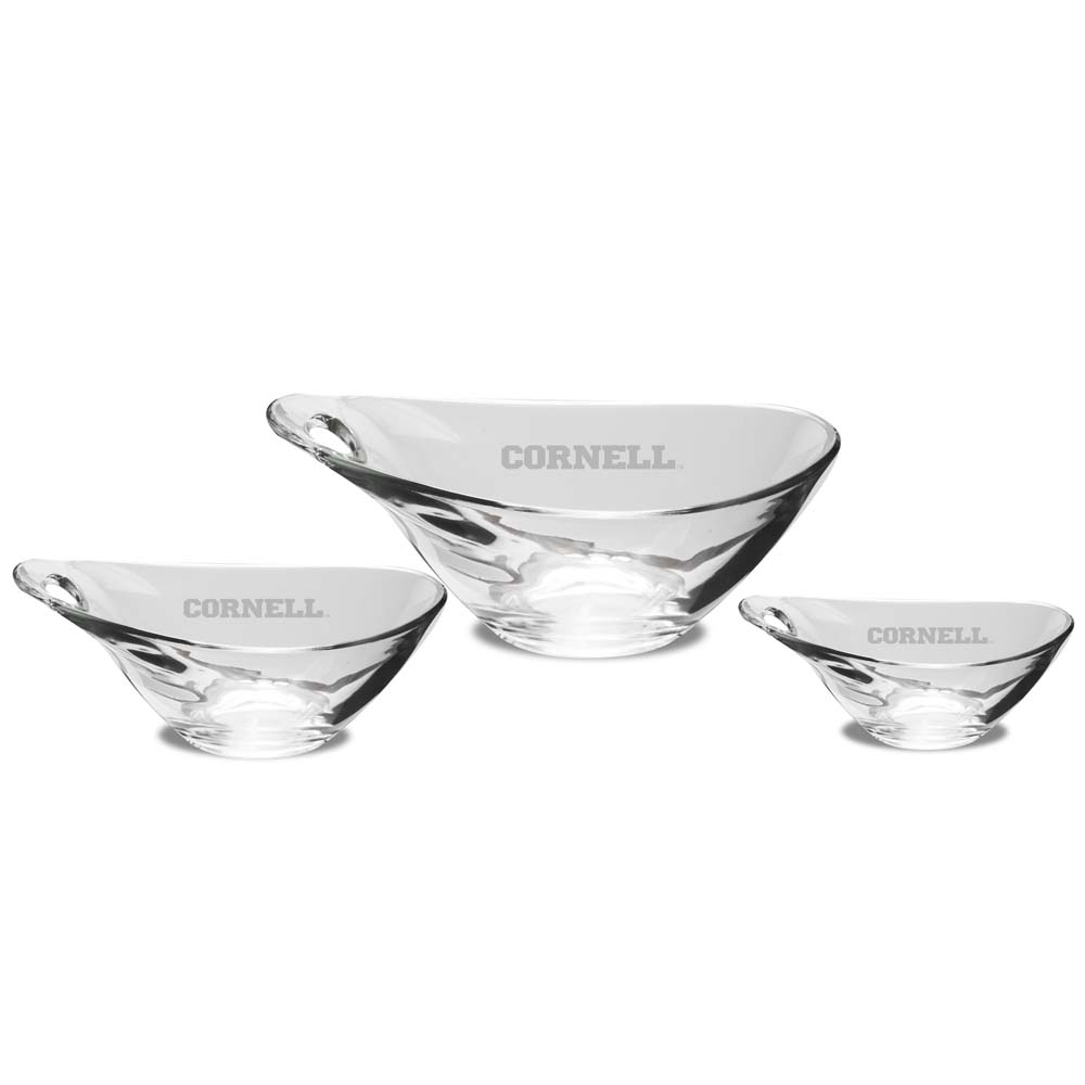 Cornell Crystal Set of 3 Party Bowls  sc 1 st  Nextag & Cornell dishes | Compare Prices at Nextag