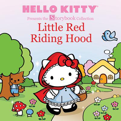 Hello Kitty Presents the Storybook Collection: Little Red Riding Hood - Halloween Hello Kitty Color Pages