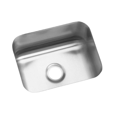 Elkay Lustertone ELU129 Single Basin Undermount Kitchen Sink (Elkay Kitchen Sinks Undermount)
