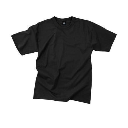 Beer Large T-shirt - 100% Cotton T-Shirt Black - Size Large