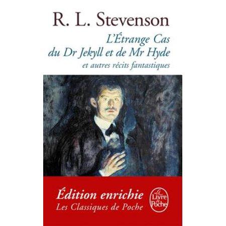 L'Etrange cas du Dr Jekyll et de Mr Hyde et autres récits fantastiques -