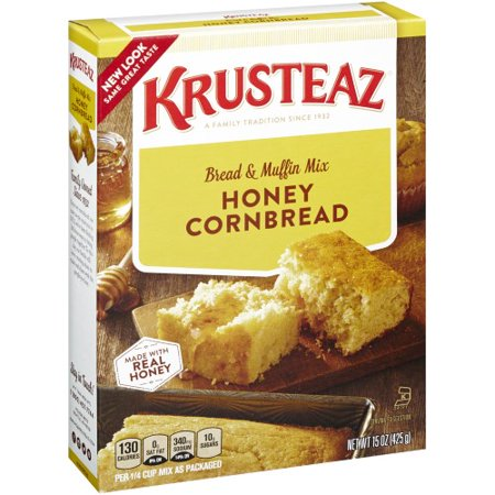 Honey Cornbread & Muffin Mix