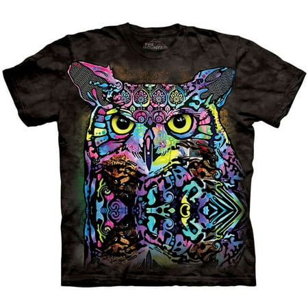 The Mountain Men's  Russo Owl T-shirt -