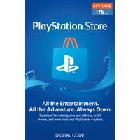 $75 PlayStation Store Gift Card [Digital Download]