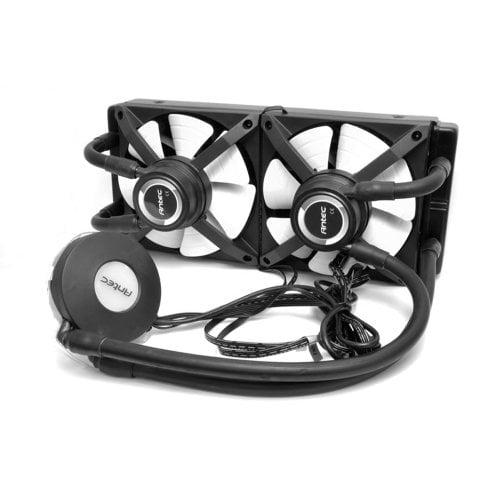 "Antec Khler H2o 1250 Cooling Fan/radiator - 2 X 4.72"" - 2..."