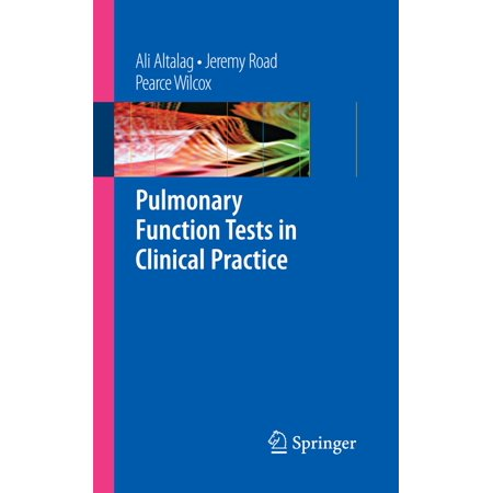 - Pulmonary Function Tests in Clinical Practice - eBook