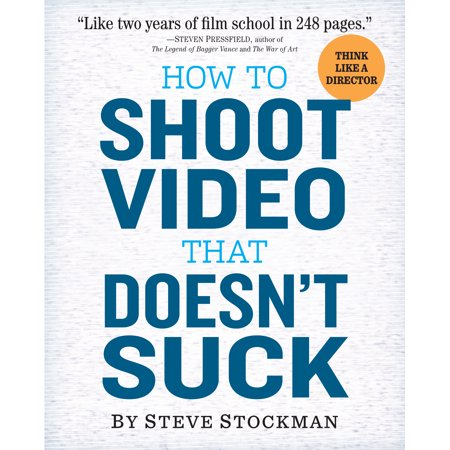 How to Shoot Video That Doesn't Suck -