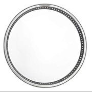 BON CHEF 61341 Serving Tray, 15 Dia, Stainless Steel