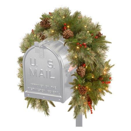 Christmas Mailbox Decoration (36