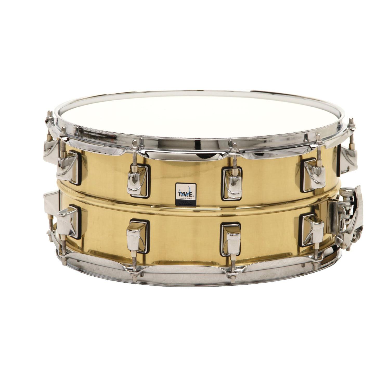 Taye BS1465 Brass Shell Share Drum 6.5X14