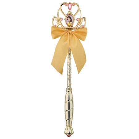 Belle Beauty and the Beast Deluxe Girls Wand 99611](Belle Wig Beauty And The Beast)