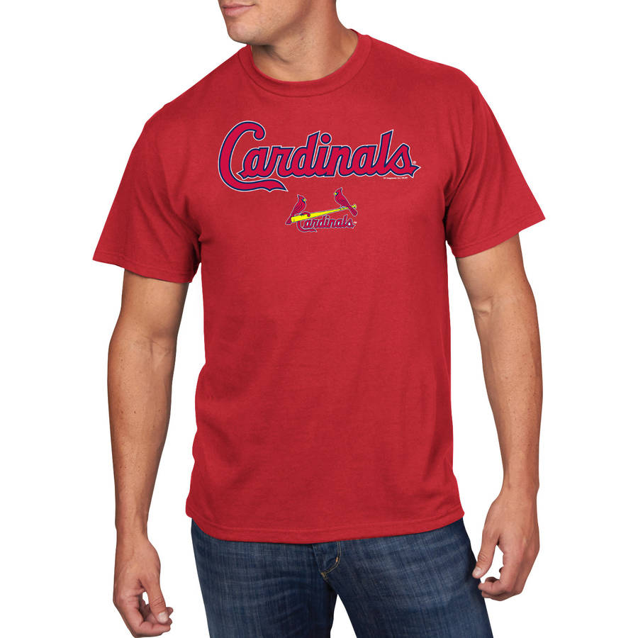 Men's MLB St.Louis Cardinals Team Tee
