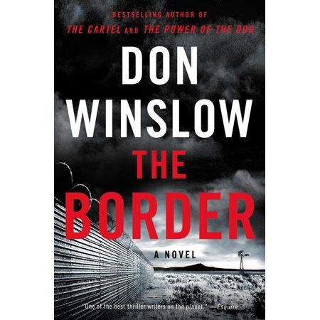 The Border (Hardcover) (The New Mastersounds Breaks From The Border)