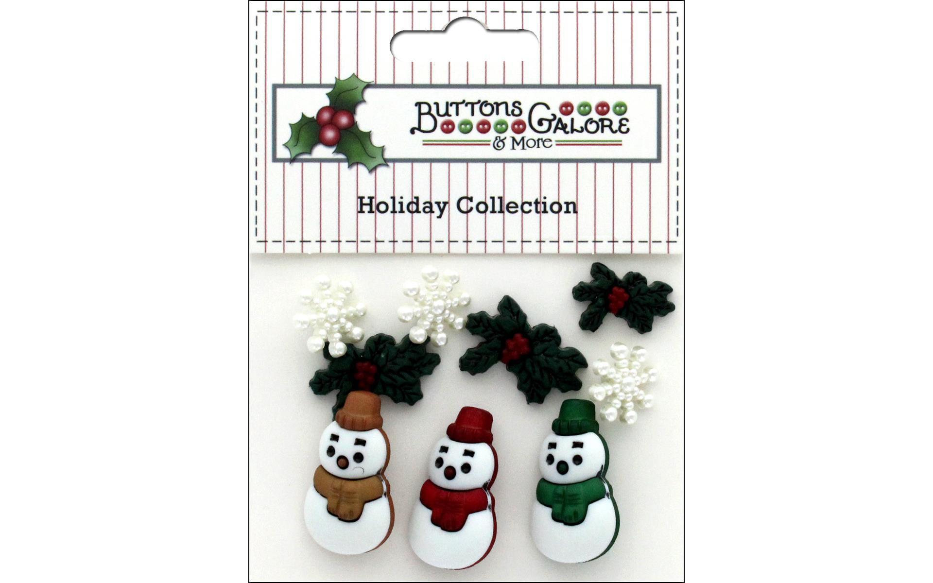 7e26d0e494 Buttons Galore Theme Button Holiday Tis The Season