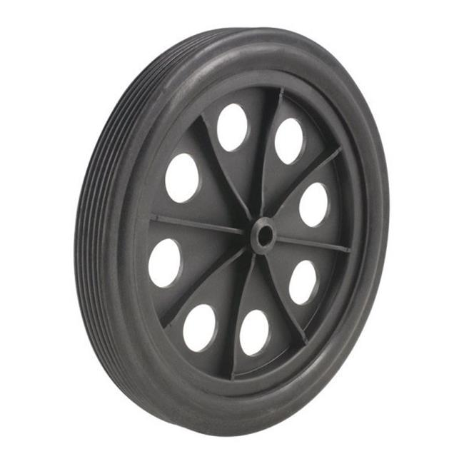 Apex SC9014-P03 10 in. Shopping Cart Wheel - image 1 of 1