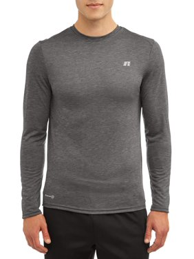 26286371 Product Image Russell Men's Active Performance Crew Neck Long Sleeve Shirt