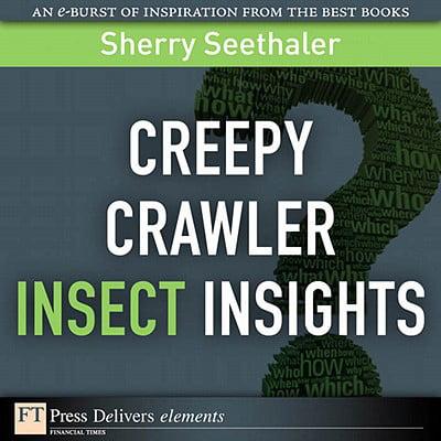 Creepy Crawler Insect Insights - (Jakks Creepy Crawlers)
