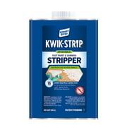 Klean Strip Kwik-Strip Sprayable Fast Paint & Varnish Stripper, 1 Quart