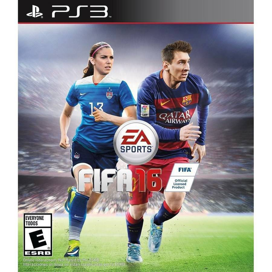 FIFA 16 (Playstation 3) Used by Electronic Arts Canada