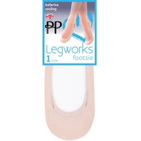 Pretty Polly Legworks Cooling Ballerina Footsie PLAVY4