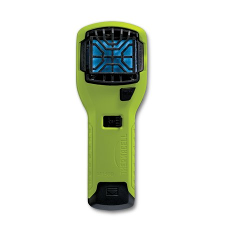 Thermacell MR300 Portable Mosquito Repeller, Hi-Vis Yellow