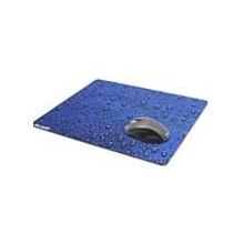 Allsop 28766 Allsop XL Raindrop Mouse Pad Blue by Allsop