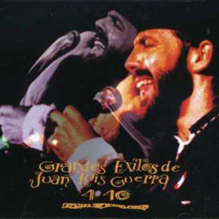 Grandes Exitos De Juan Gabriel (Grandes Exitos De Juan Luis Guerra Y 4.40)