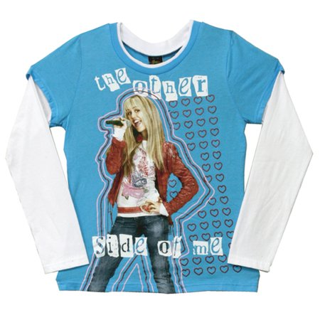 Hannah Montana - Alter-Ego Youth 2fer Long Sleeve T-Shirt