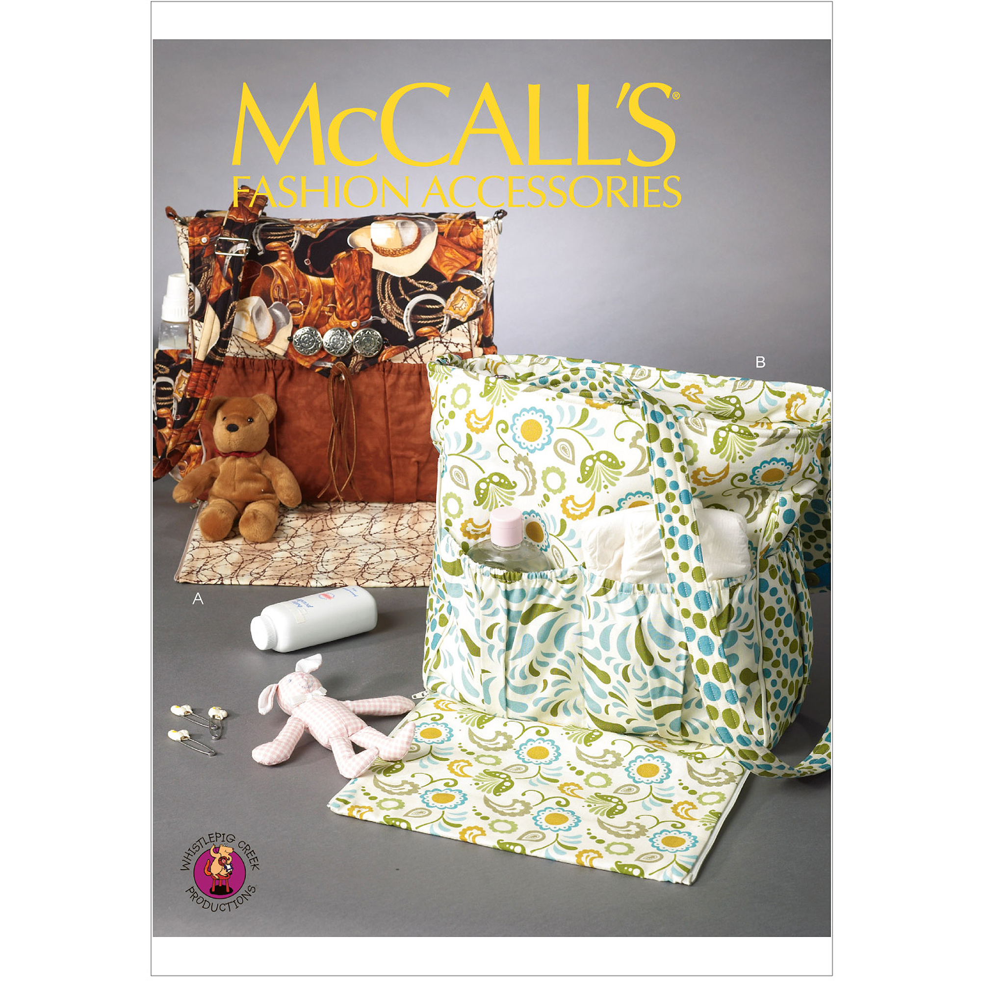 Mccall Diaper Bags-one Size