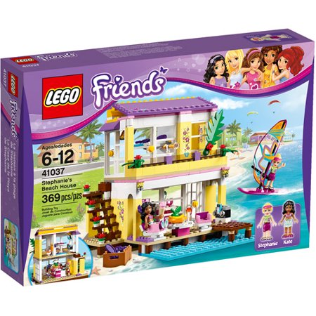 Lego Friends Stephanies Beach House Play Set