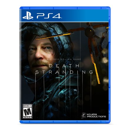 Death Stranding, Sony, PlayStation 4, 711719506027