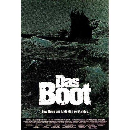 Das Boot POSTER Movie (27x40)