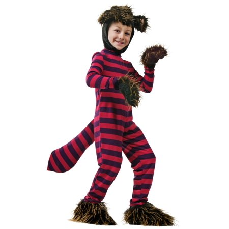 kids cheshire cat costume - Plus Size Cheshire Cat Costume