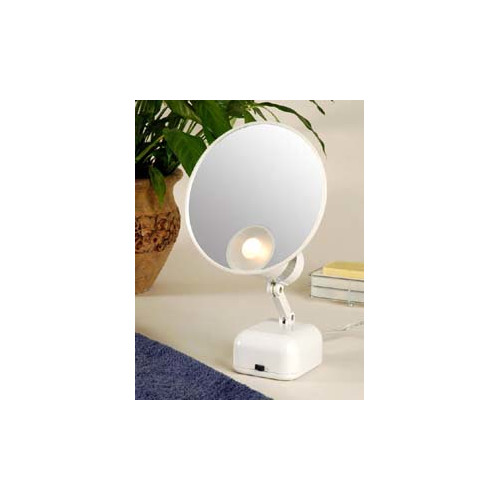 Floxite 15x Supervision Magnifying Light Mirror