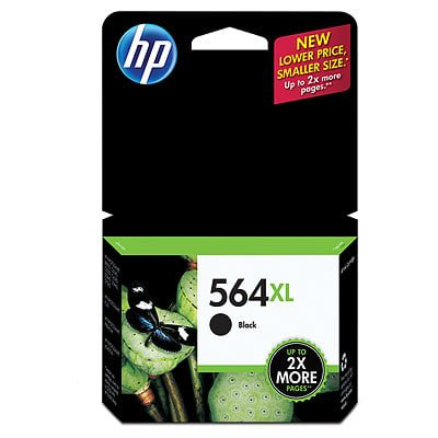 HP 564XL High Yield Black Original Ink Cartridge ()