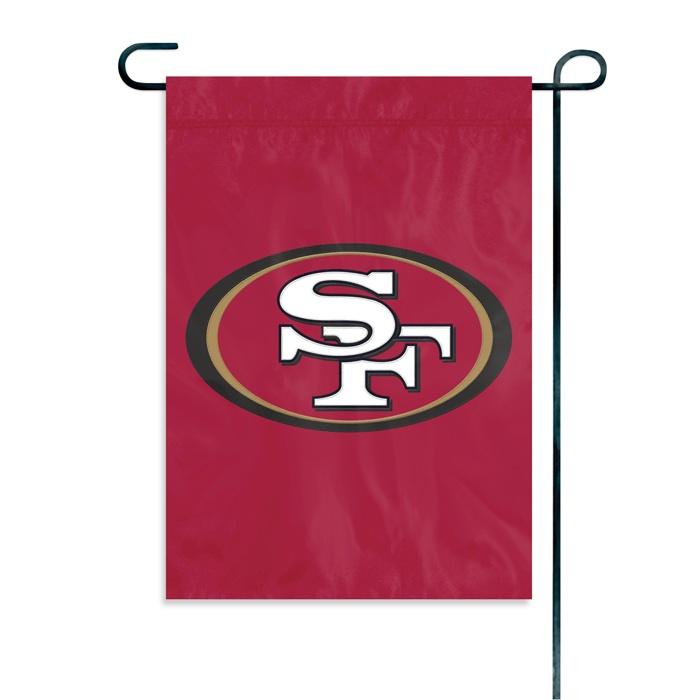 SAN FRANCISCO 49ERS GARDEN / CAR WINDOW FLAG