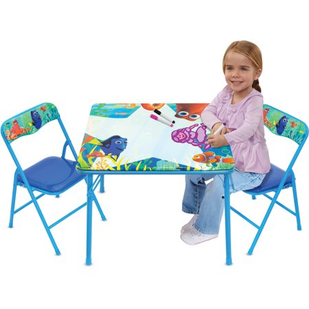 Disney Finding Dory Erasable Activity Table Set with Markers