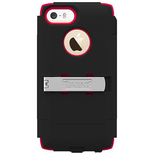 Apple iPhone 5SE Trident Hard Shell Case Red
