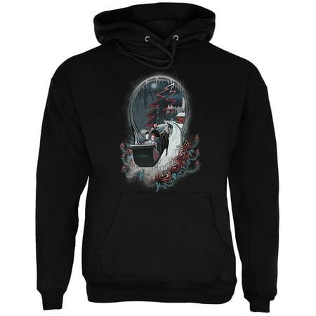 Grateful Dead - Winter Sleigh Pullover Hoodie](Grateful Dead Hoodie)