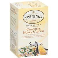 (6 Boxes) Twinings Of London Camomile, Honey & Vanilla Tea Bags, 20 Ct