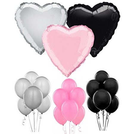 Paris Theme Party Balloon Decoration Kit](Paris Themed Party Decorations)