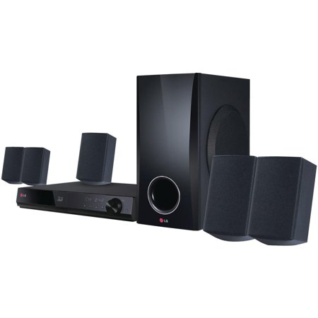 Refurbished LG 5.1 Channel 500W Smart 3D Blu-ray Home Theater System