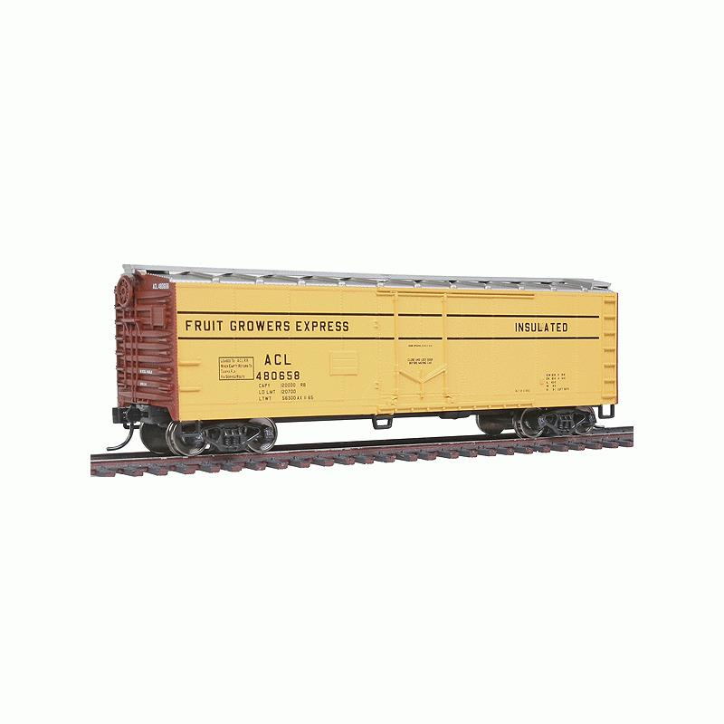 Walthers 910-1551 40' Plug Door Boxcar ACL